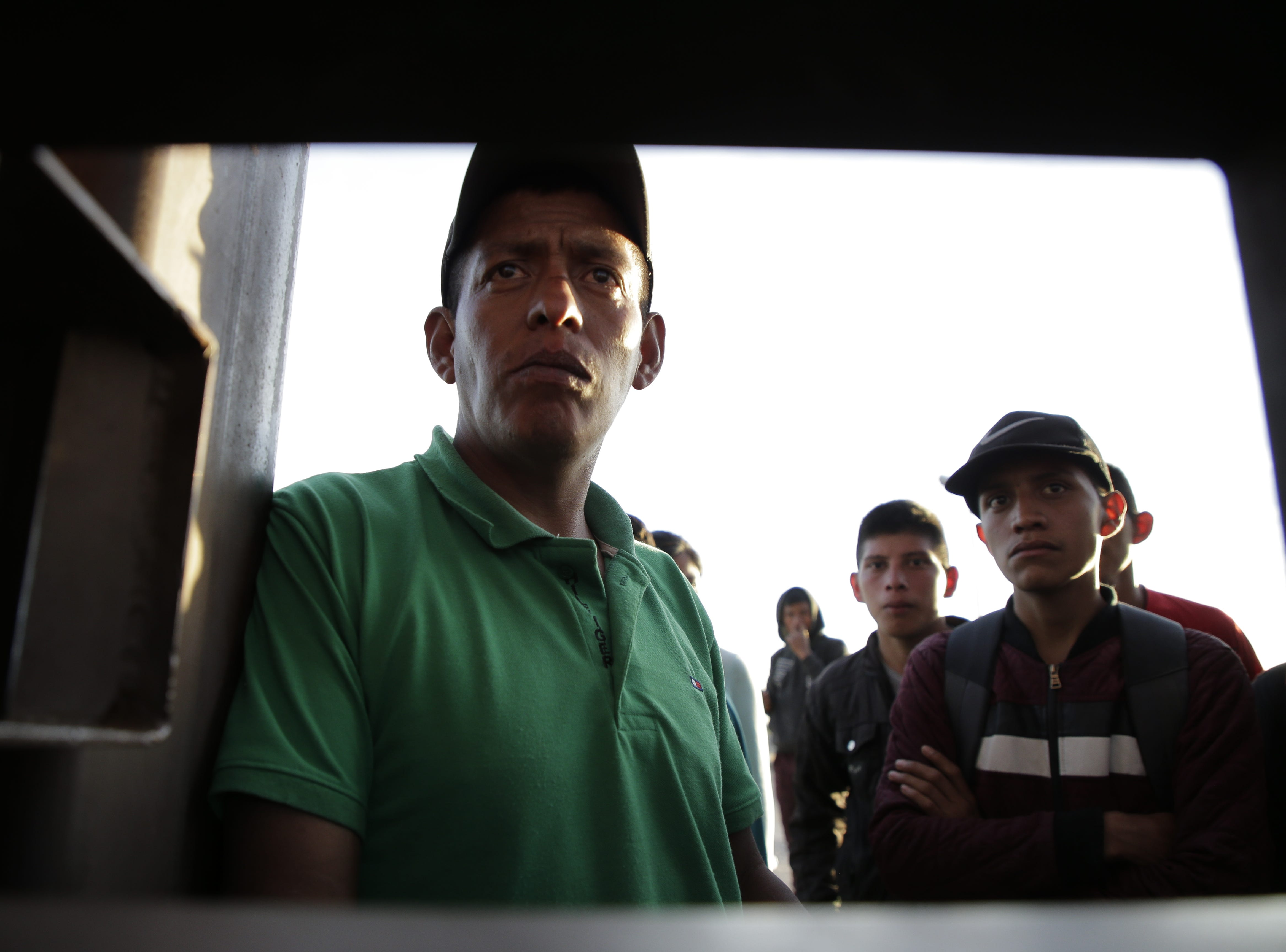 Gerardo, who asked not to share his full name, traveled to the U.S.-Mexico border in 20 days from Guatemala.