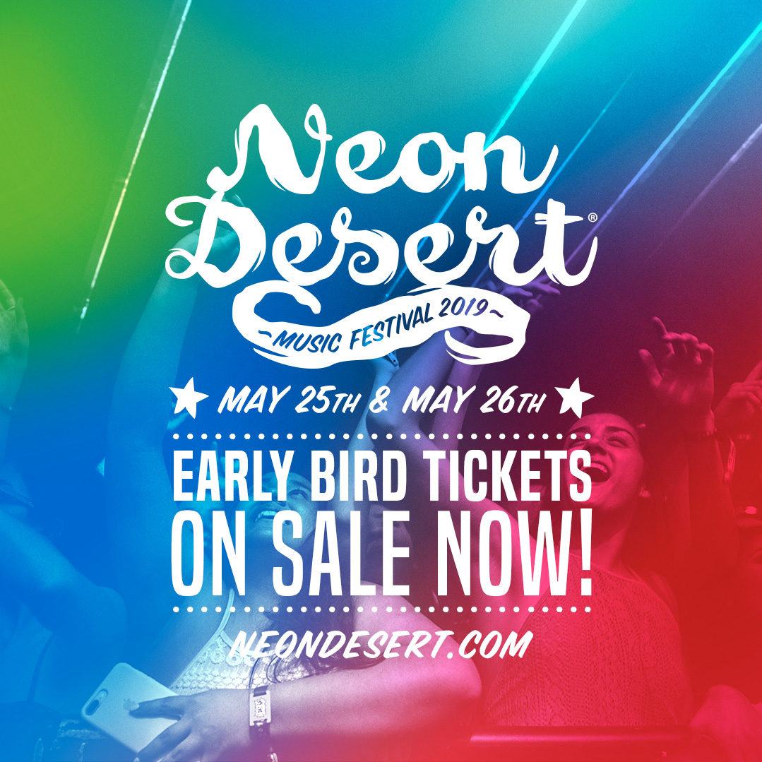 Neon Desert Music Festival in El Paso offers students a break Saturday on price for 2-day passes