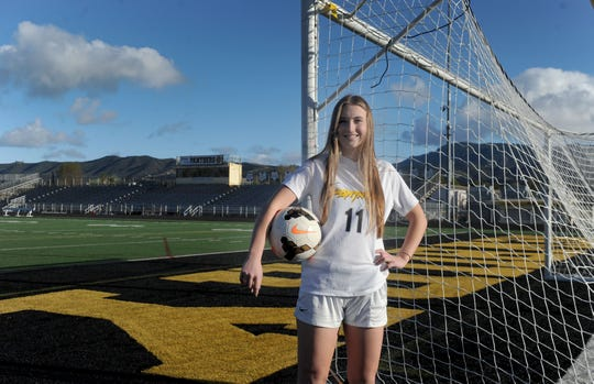 Kaitlyn McKeown will play for Navy after a memorable senior season at Newbury Park High.