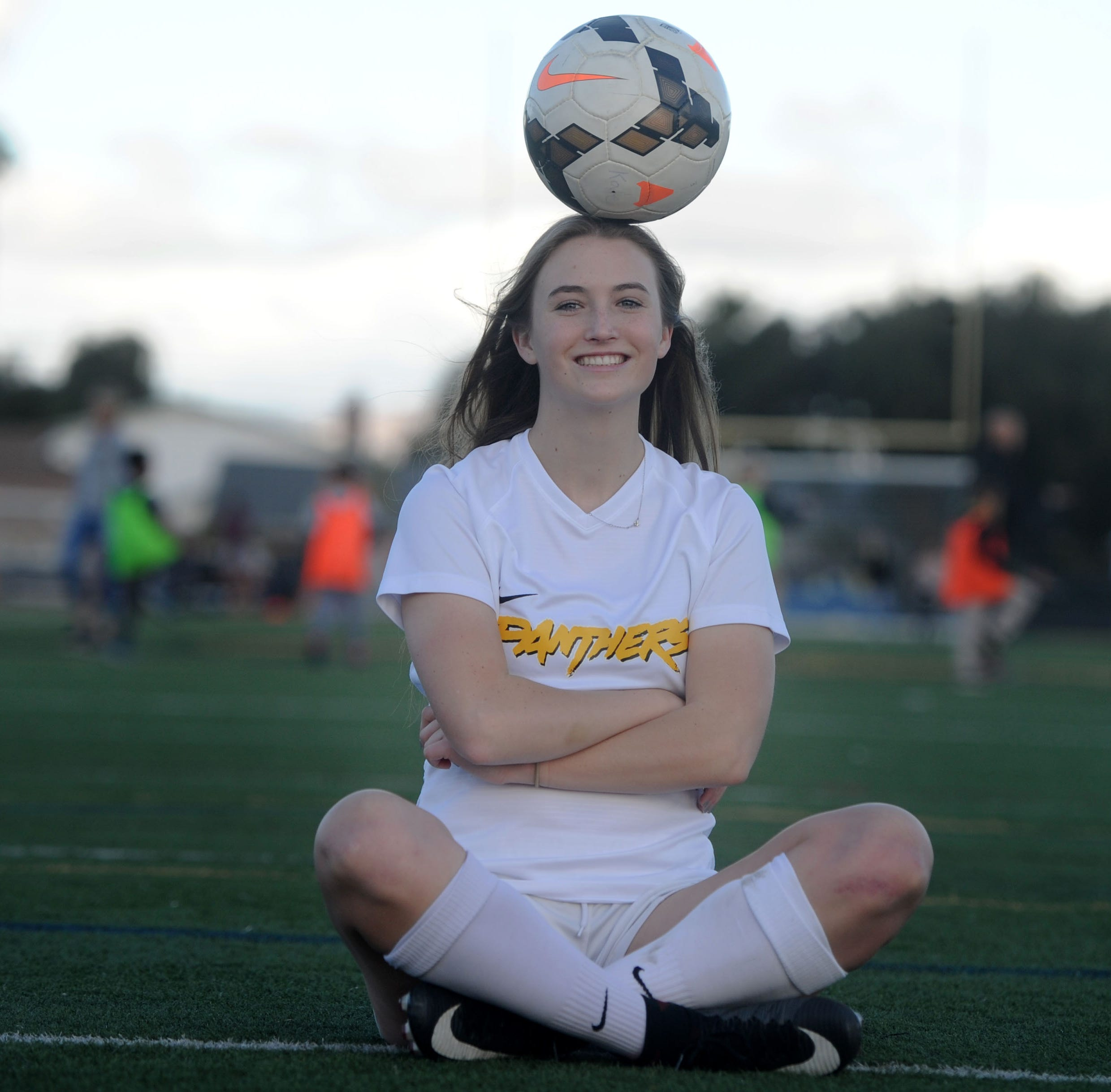Newbury Park's Kaitlyn McKeown is The Star's Girls Soccer Player of the Year