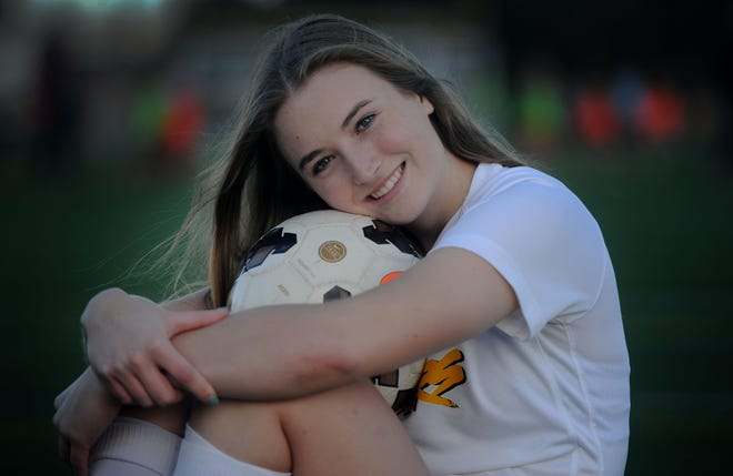 Kaitlyn McKeown finished her senior season with 25 goals to help Newbury Park go unbeaten in the regular season and win its first outright Marmonte League championship.