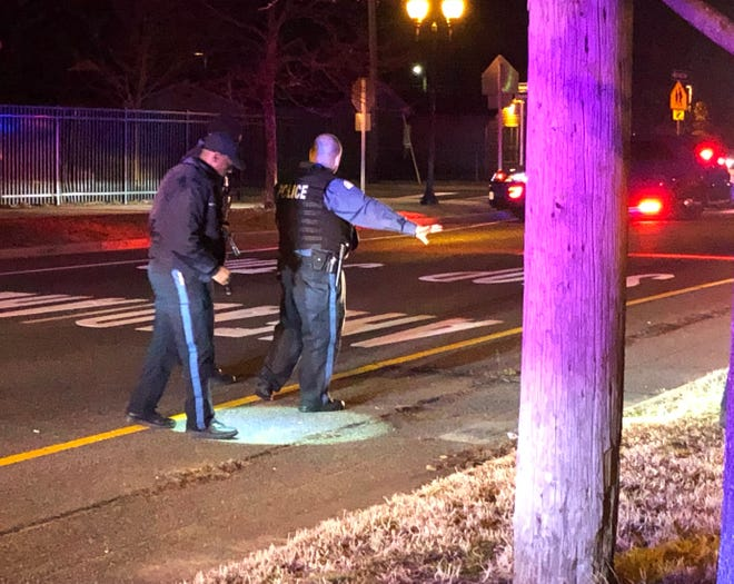 Vineland Police are investigating a pedestrian-motor vehicle collision along the 300 block of South East Boulevard in Vineland, March 7, 2019