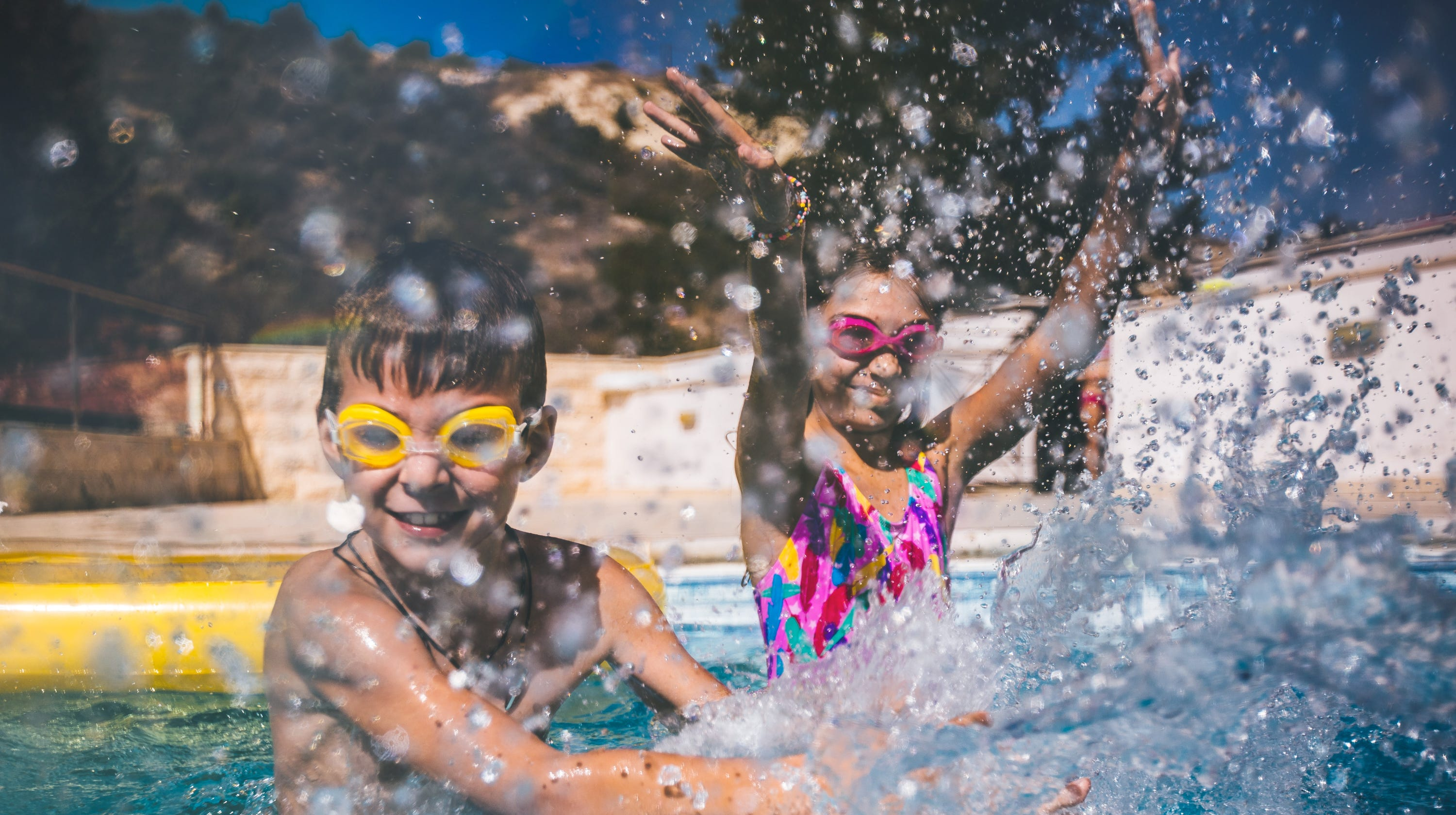 Swimming pool database shows how safe, clean your local pool is