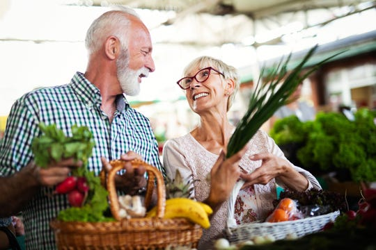 Eating a healthy diet is one of several ways to reduce the risk of colorectal cancer.