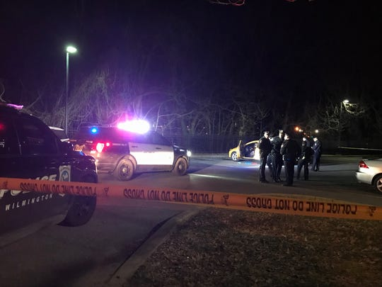 A 21-year-old Newark man was hospitalized and in critical condition after reports of a shooting on Grant Avenue off of Union Street.