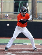 Burkburnett's Kody Bigford led the area with a .508 batting average.