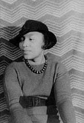 "Zora Neale Hurston, born on Jan. 7, 1903, in Eatonville, Fla., died on Jan. 28, 1960, in Fort Pierce, Fla. After her mother died when Hurston was just 13 years old, the budding author found work as a maid for a traveling theater group. She attended Barnard College on a scholarship. Between 1934 and 1948, she published four novels, the most famous of which was ""Their Eyes Were Watching God."""