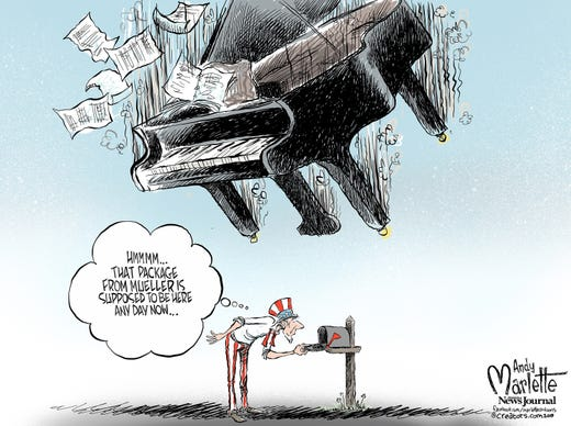 The cartoonist's homepage, pnj.com/opinion Andy Marlette, Pensacola (Fla.) News Journal