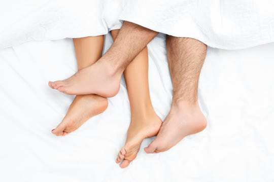 Whether or not it's safe to have sex depends on whether you've been quarantined together.