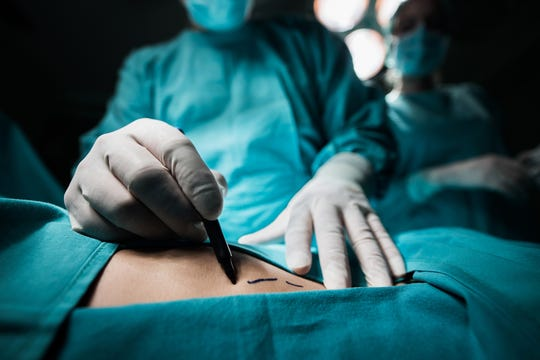 There were 1.8 million cosmetic surgical procedures and 15.9 million cosmetic minimally invasive procedures performed in 2018, according to a report from the American Society of Plastic Surgeons.