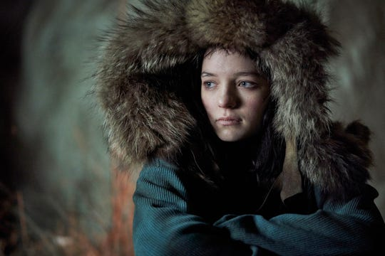 "Esme Creed-Miles plays the title character in Amazon's ""Hanna."""