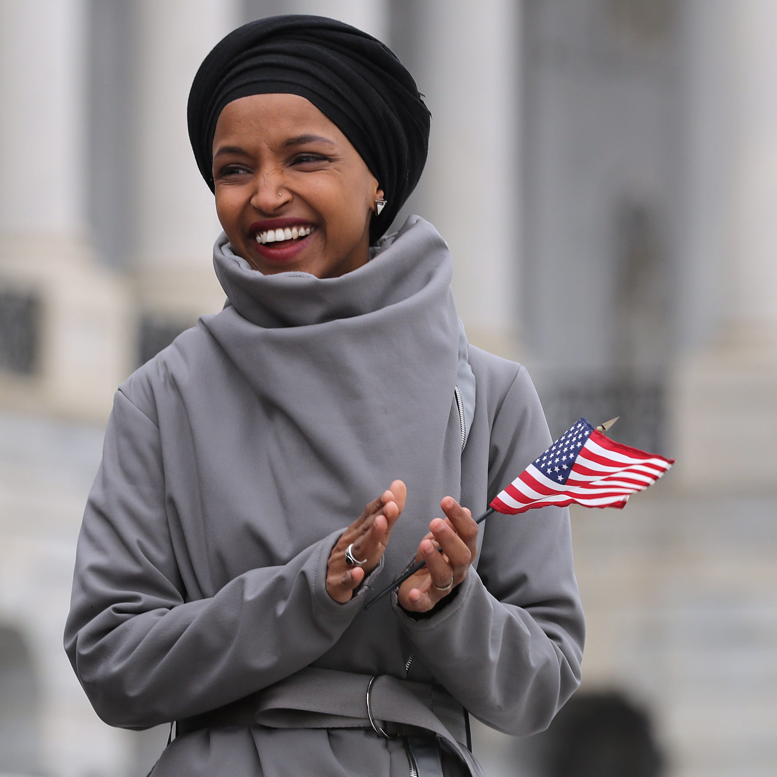 Ilhan Omar has started an important conversation about U.S. and Israel's relationship| Opinion