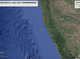 "The yellow dot seen shows the last position of ""Nostromo"" off the coast of Goa, India, before it was stormed by suspected Indian and Emirati security officials on March 4, 2018."