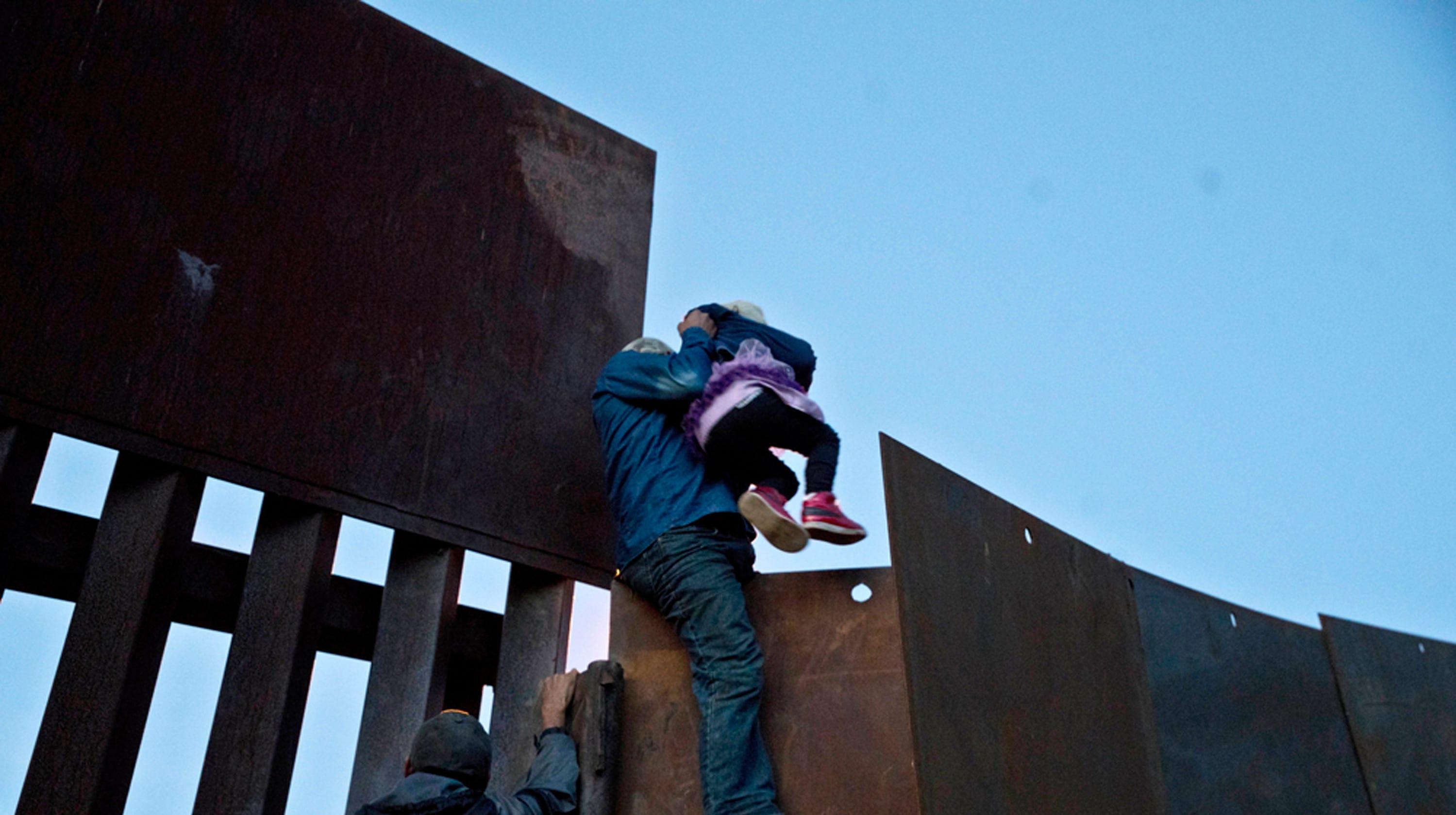 President Trump claims border wall 'ahead of schedule' despite slow progress