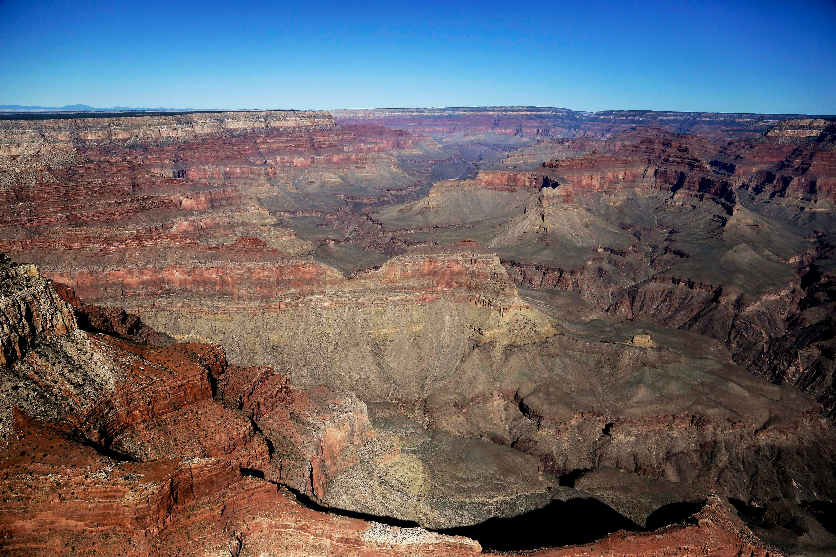 You can tour National Parks across the U.S. through Google Earth