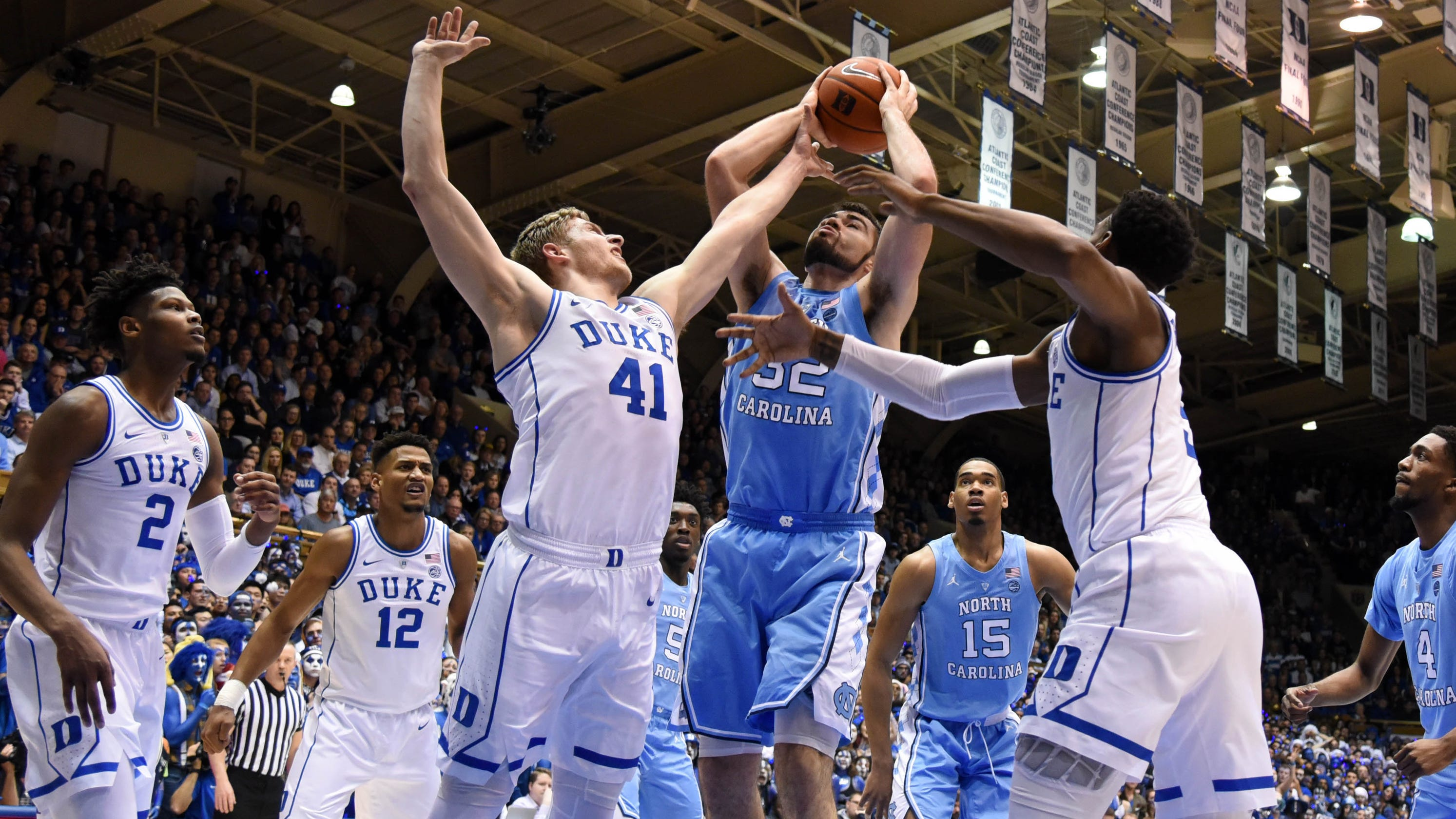 Ncaa Tournament Bracketology With March Madness Selection: March Madness NCAA Tournament Bracketology: ACC Has Three