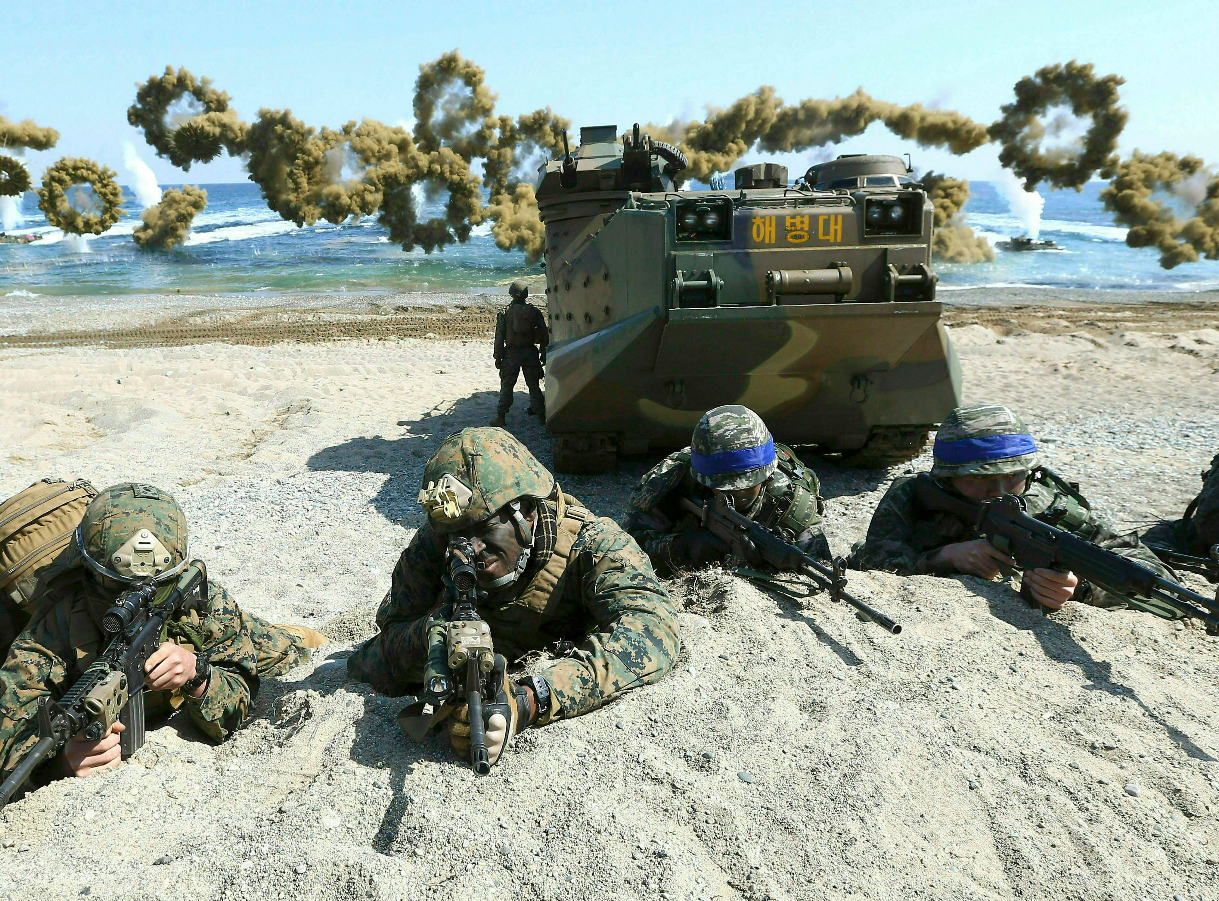 South Korea, US sign deal on Seoul paying more for US military
