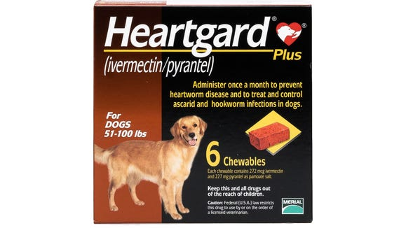 Some vets may prescribe this medication to treat heartworms.