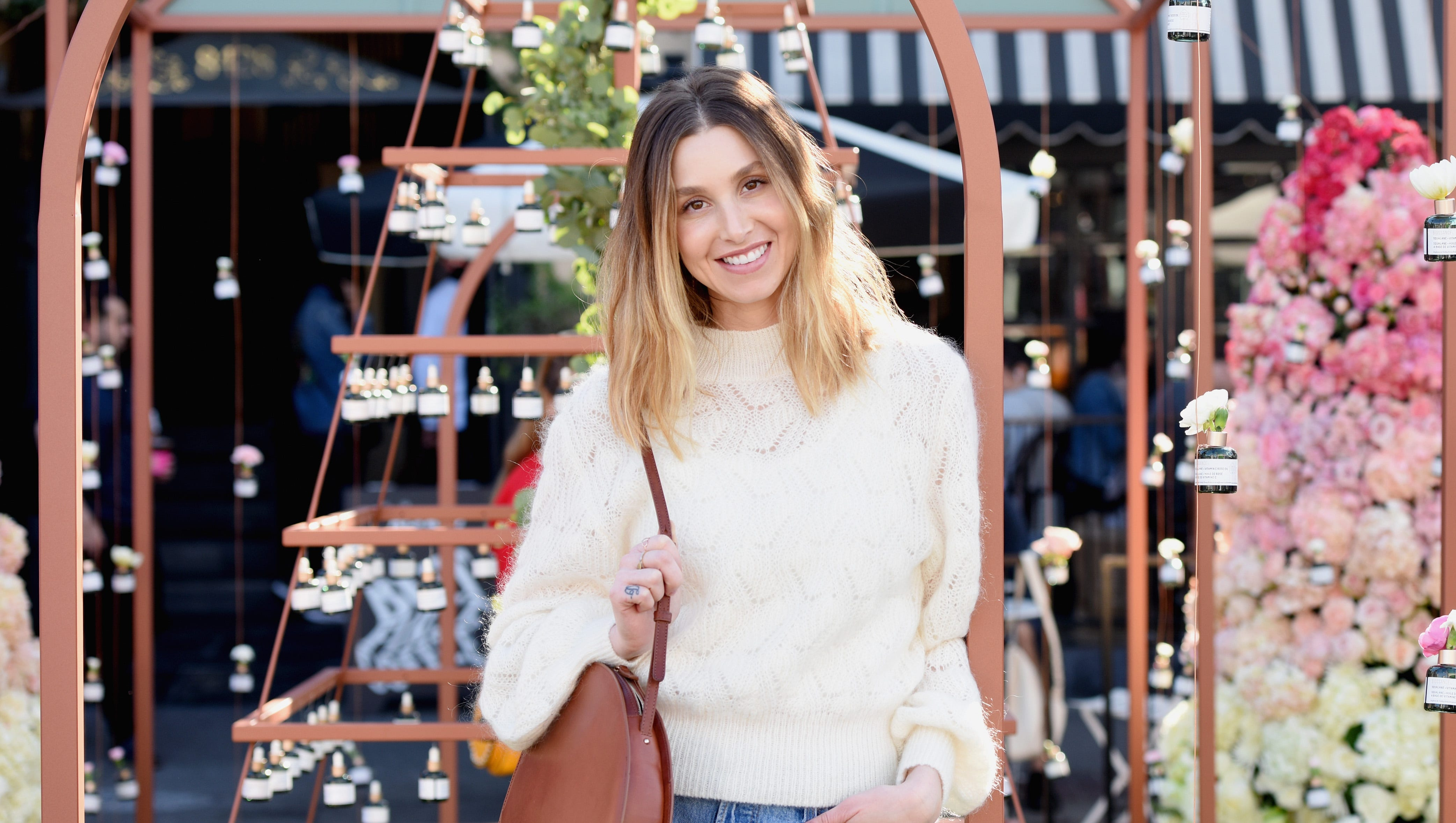 Whitney Port on mom guilt: 'We can expect more from our husbands'