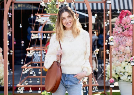 Whitney Port opens up about mom guilt.