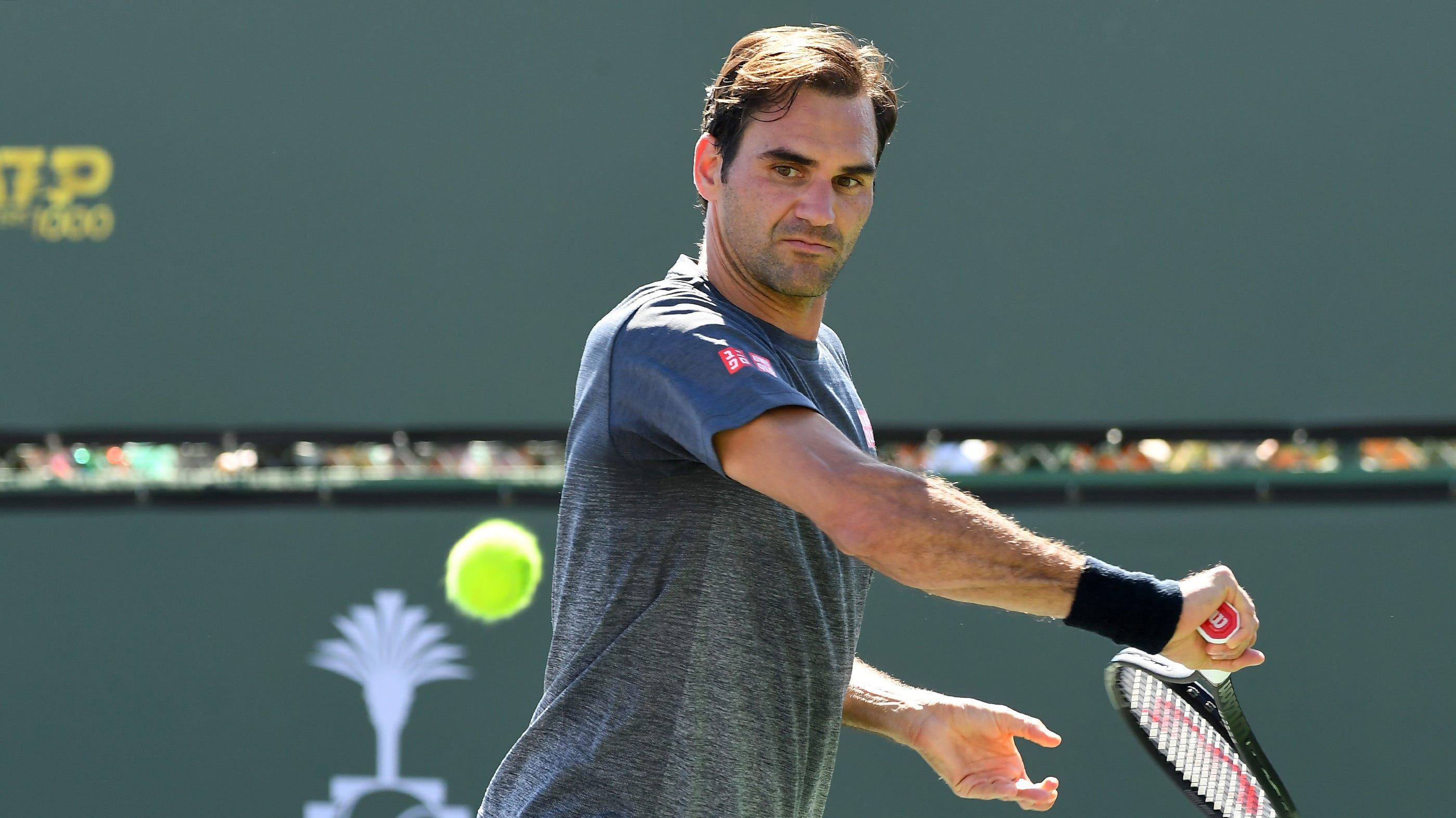 Roger Federer Pinterest: Roger Federer Riffs On Tennis Triumphs, Big Rivalries