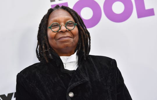 "Whoopi Goldberg attends the New York premiere of ""Nobody's Fool"" on Oct. 28, 2018"