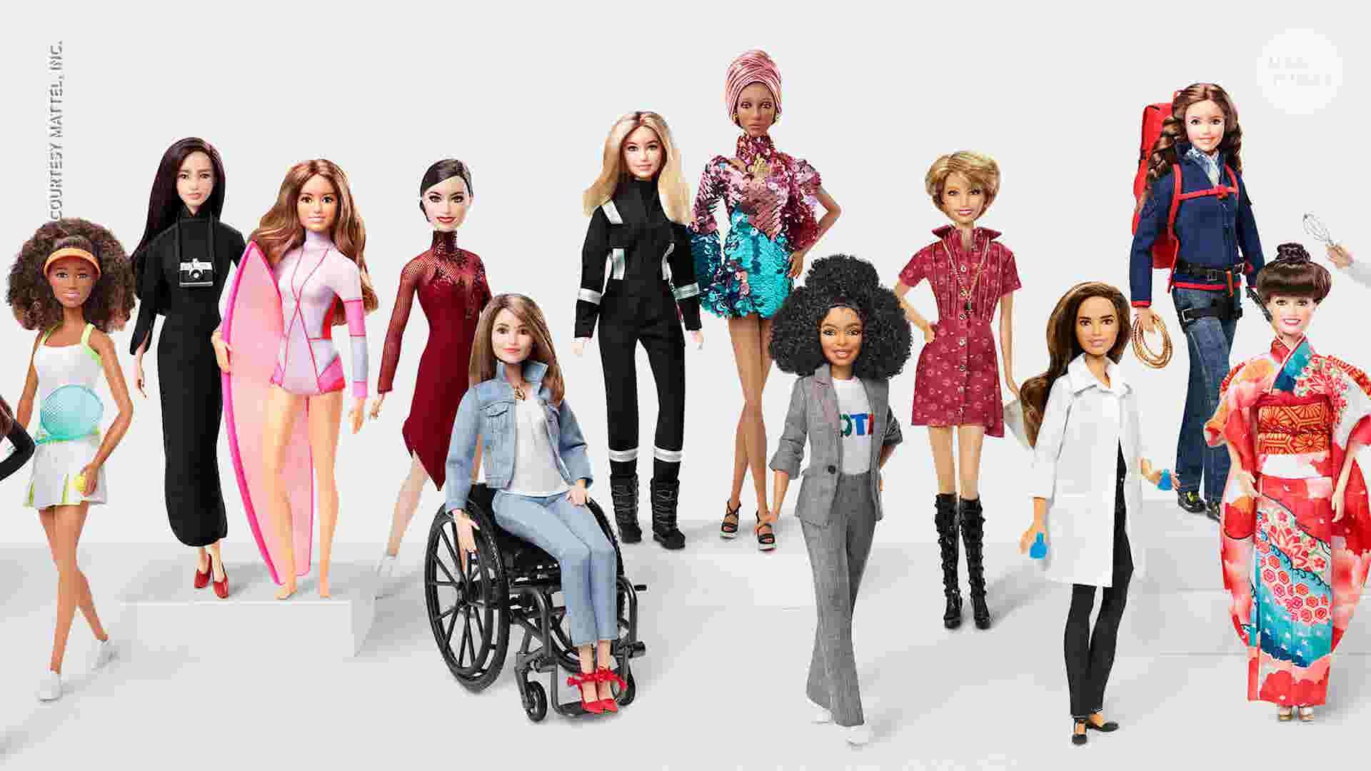 Resultado de imagem para Barbie 60 years