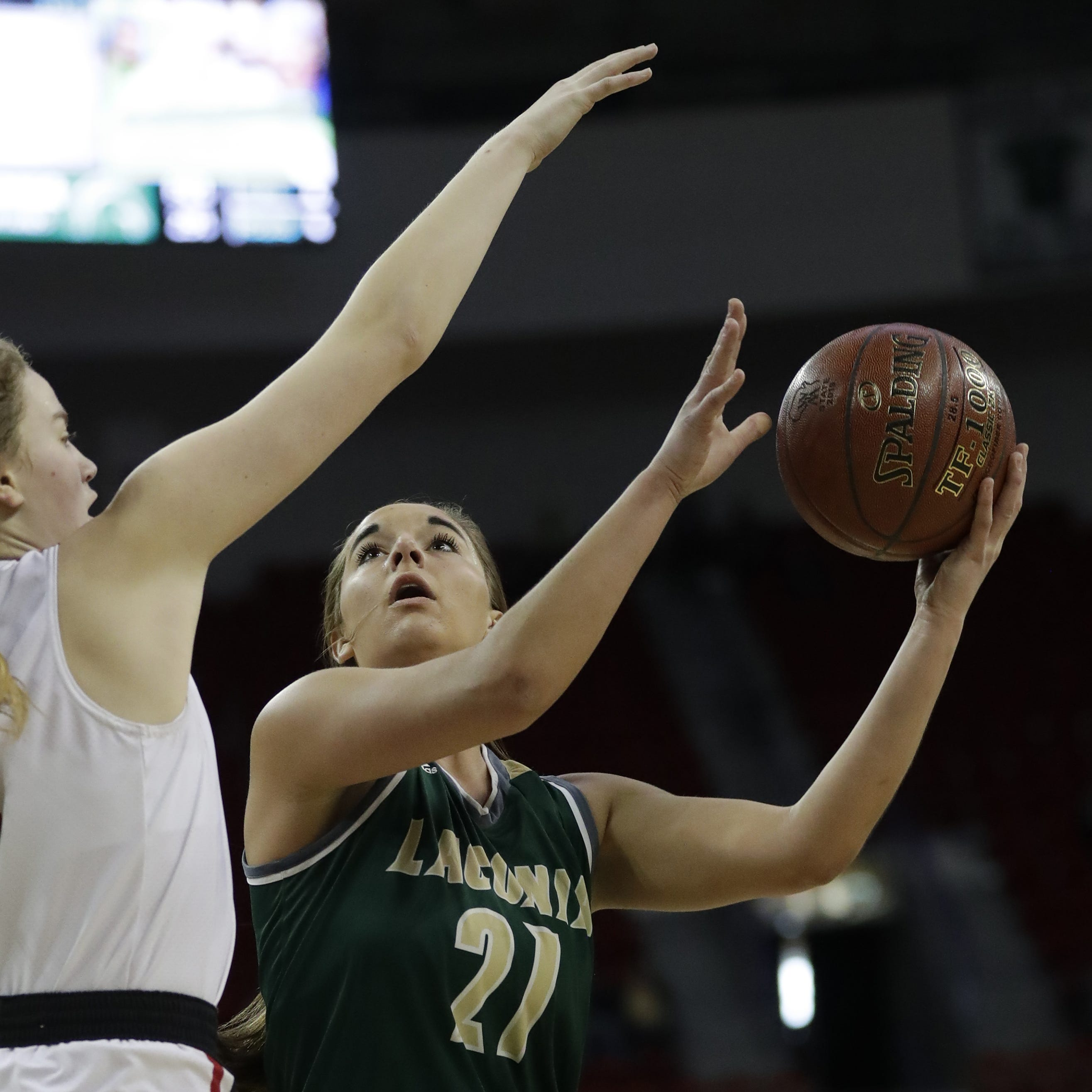 WIAA girls basketball: Laconia's historic season ends with state final defeat