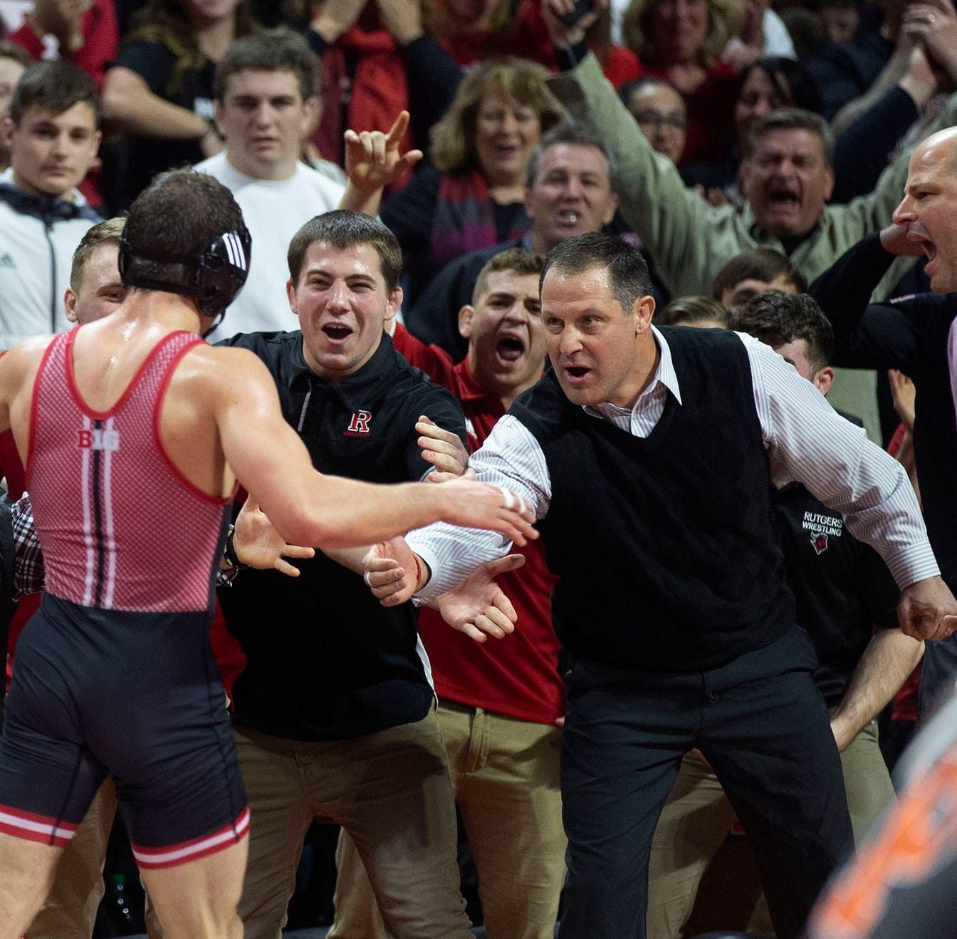 College Wrestling: Anthony Ashnault, Nick Suriano capture Big Ten  championships