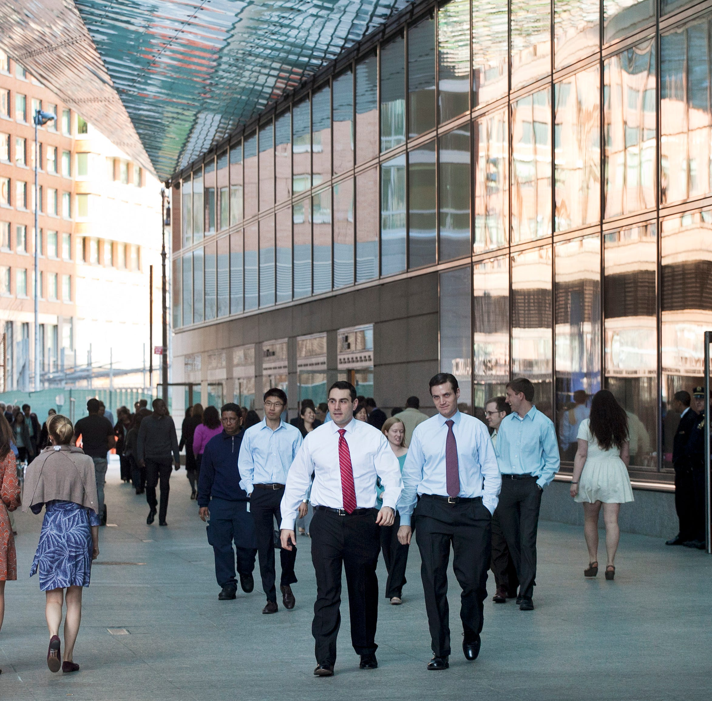 Wall Street's new dress code raises the question: What should I wear to work?