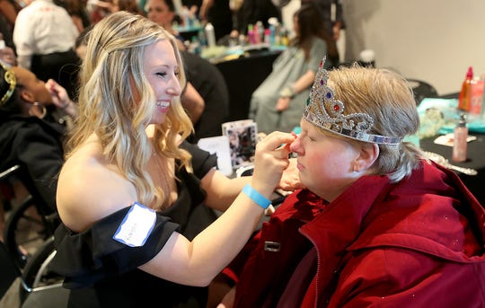 A Night to Shine event in Silverdale, Washington.