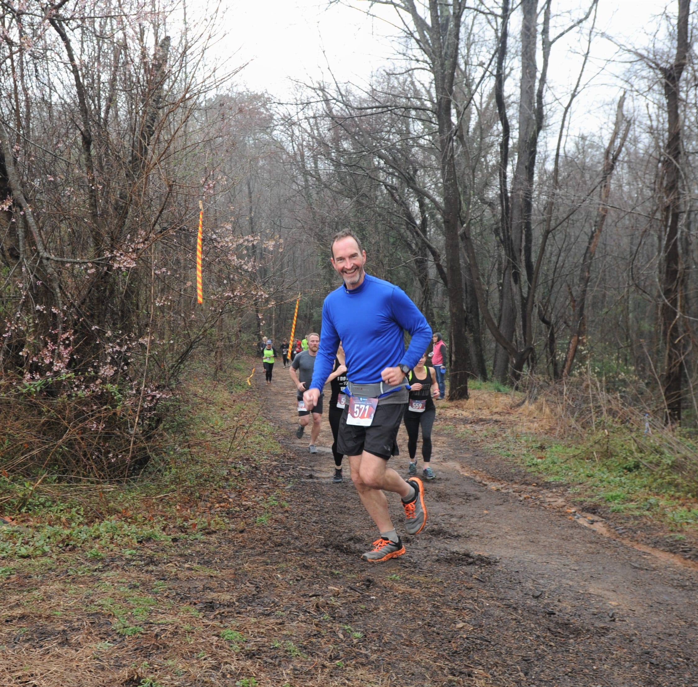 Several races in the area keep the Swannanoa Valley on the run