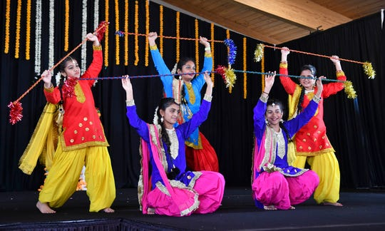 Indiafest returns to Wickham Park on March 14-15, 2020. The cultural festival includes shows, music, Indian cuisine and more. Members of Punjabi Kudiyan performed at Indiafest in 2019.