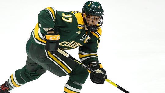 Clarkson's Nico Sturm is one of the top players in this college free agent class. In years past, the Flyers may have been one of the top suitors.