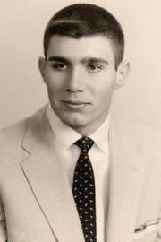 Buddy LaRosa's High School Sports Hall of Fame. 2013 LaRosa's Sports Hall of Fame inductee, Charlie Fredrick, Newport Catholic High School, class of 1955. provided photo