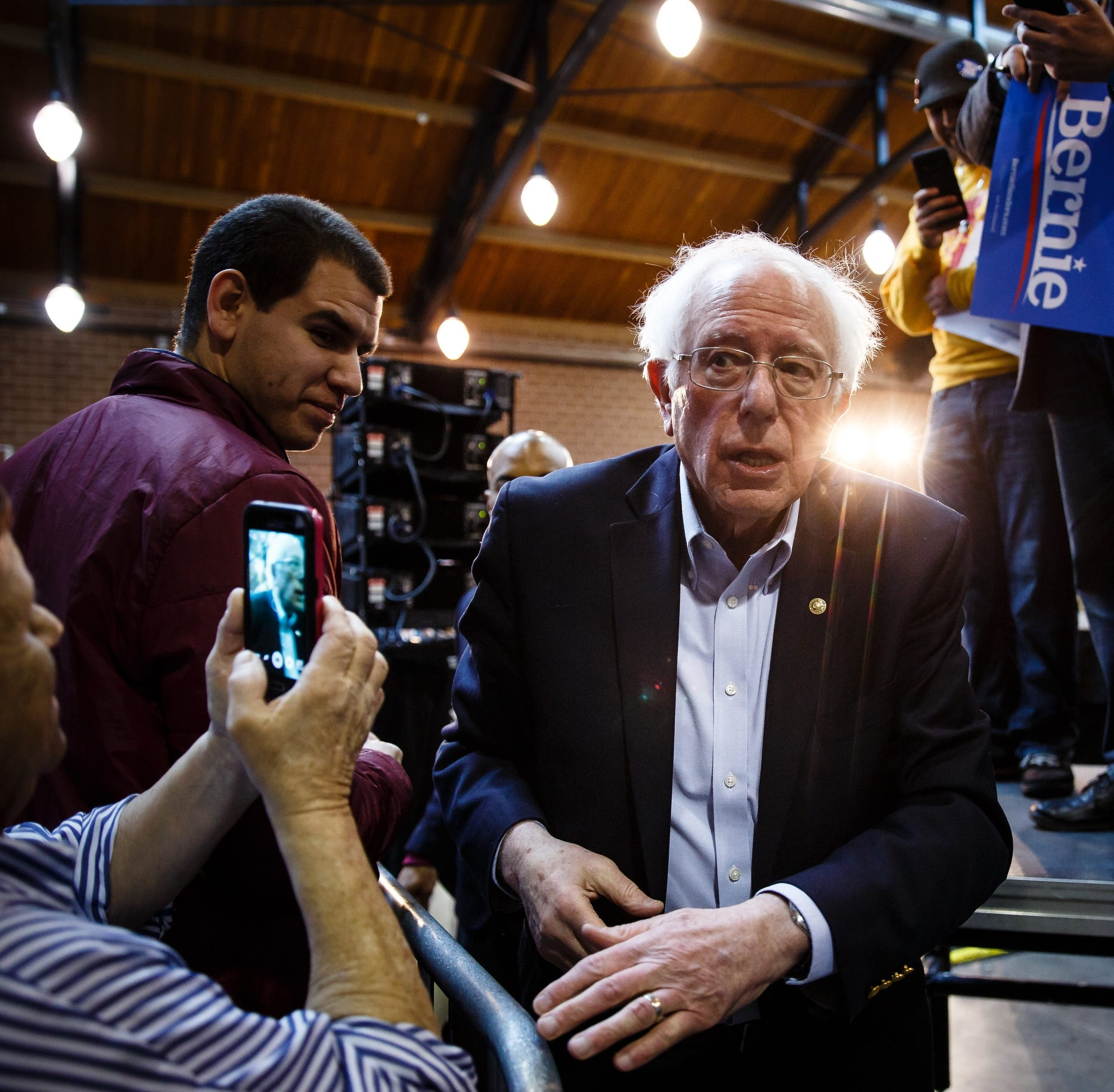 Five answers from Bernie Sanders to exclusive Register questions