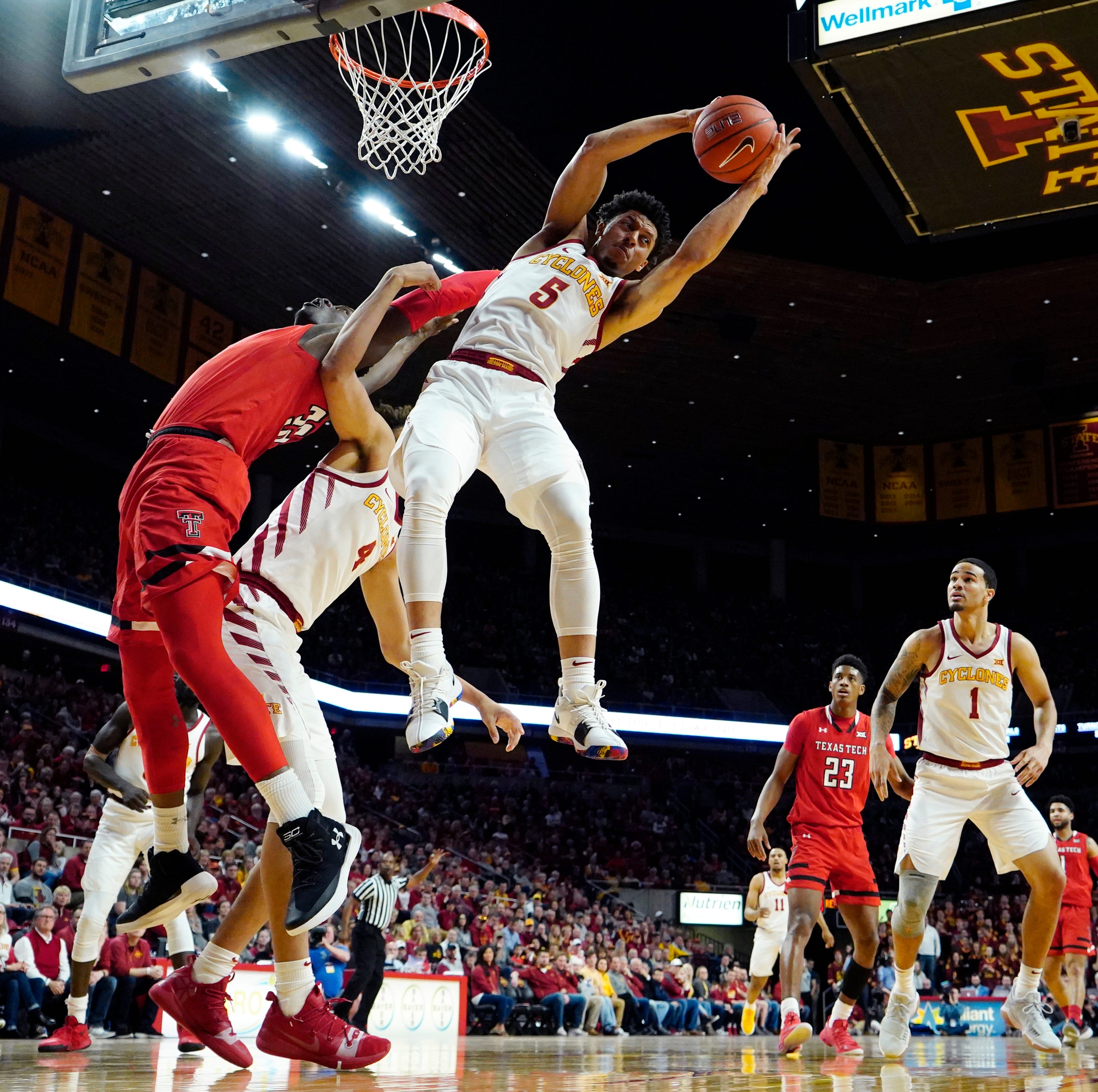 Peterson: Shayok is all-Big 12, Cyclones might have fallen to Des Moines Regional 7-seed