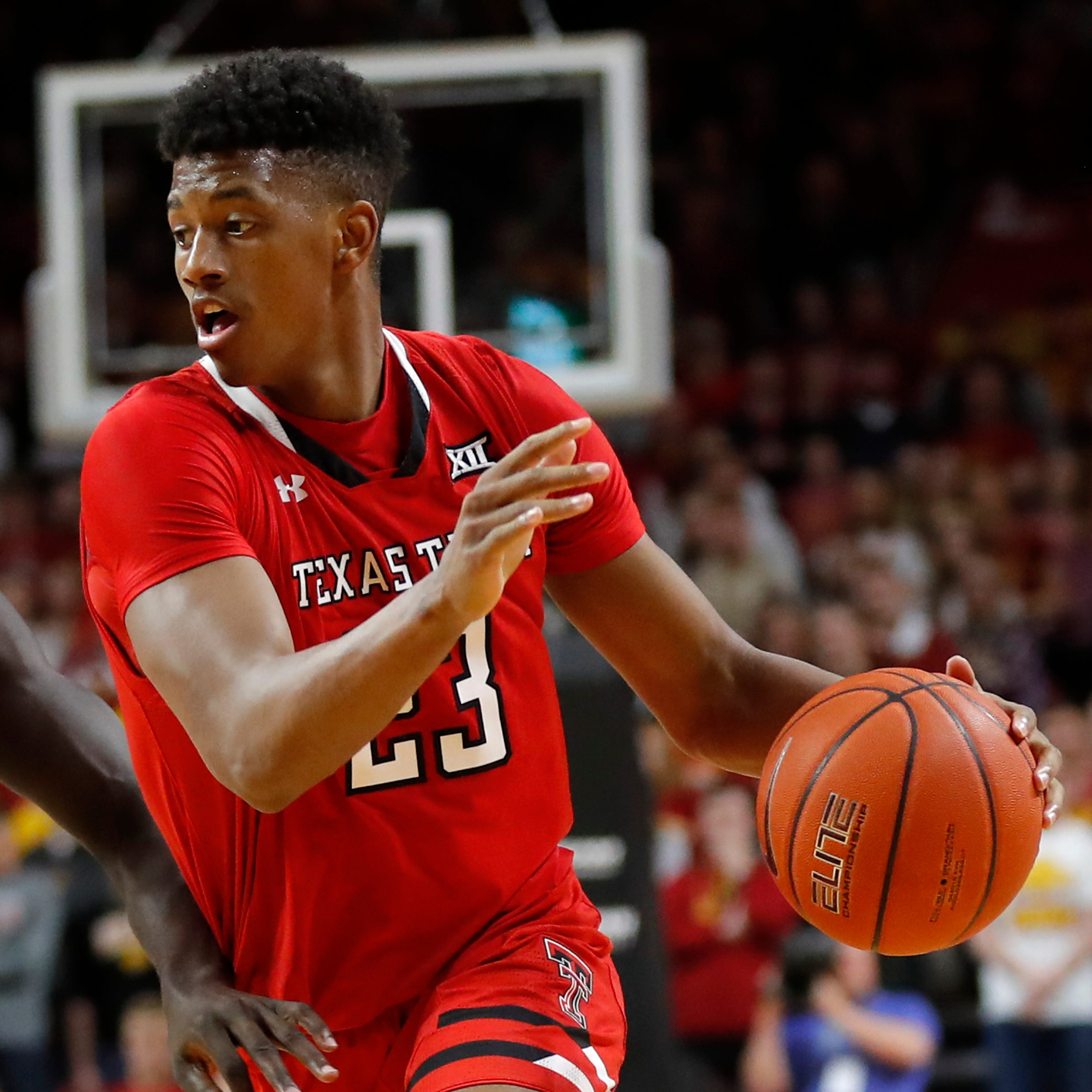 Texas Tech men's basketball ready to make a run at Big 12 tournament