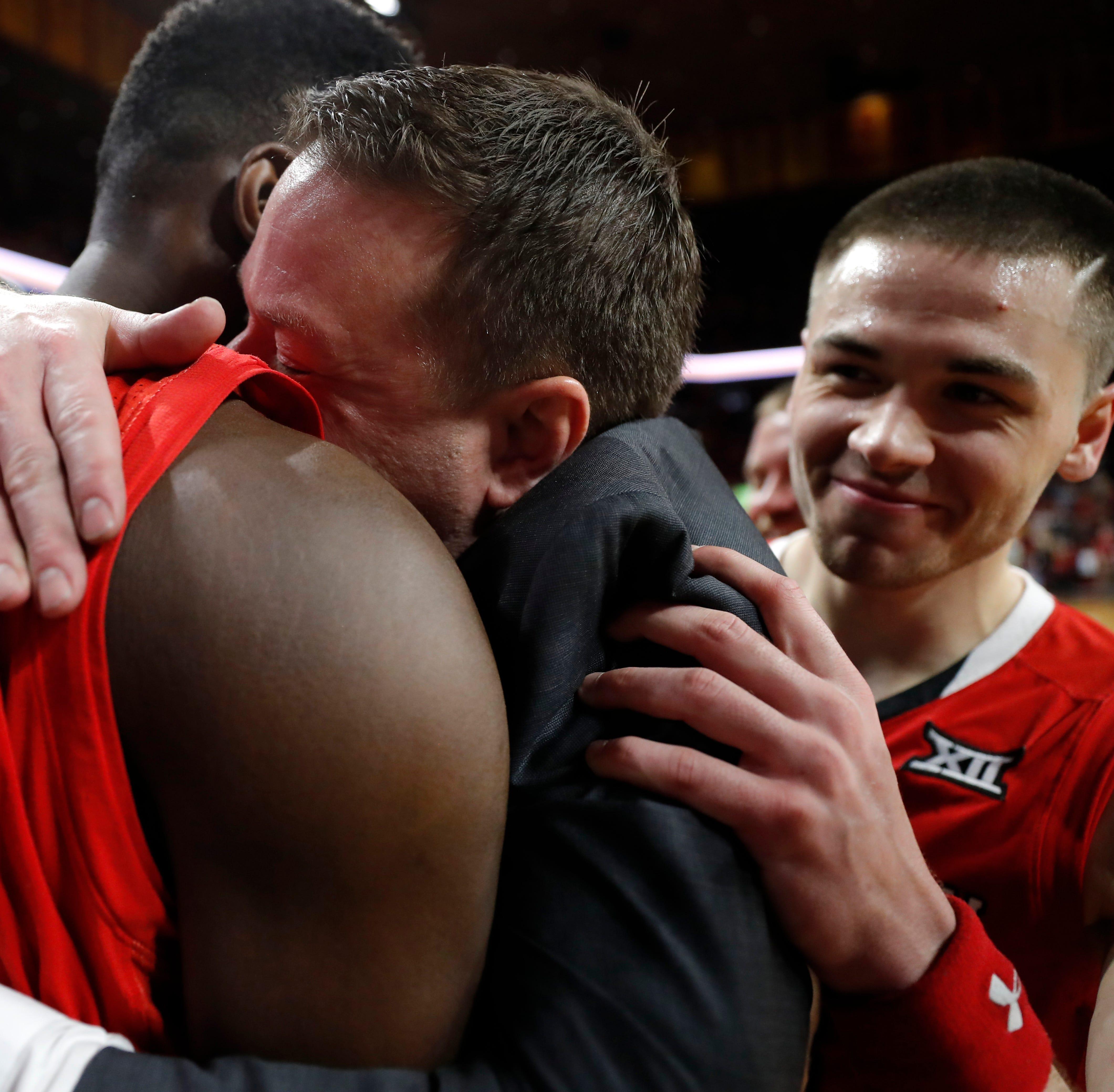 Texas Tech leaves Iowa State as Big 12 champions