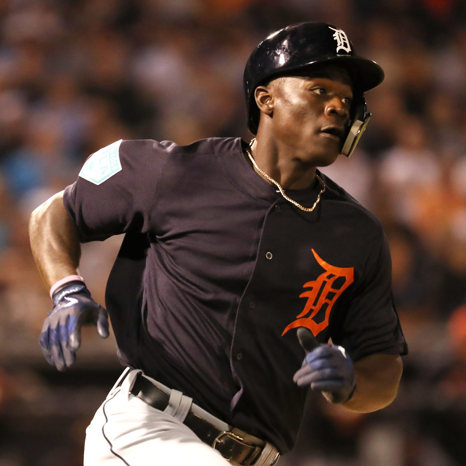 Daz Cameron's quest to make Detroit Tigers over. He'll start in minors