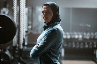 ... Detroit  hijabi  featured in Adidas spot. Detroit News - 00 19 AM ET  March 09 c36576bfb