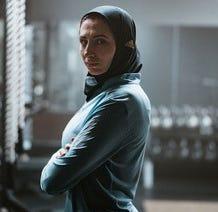 Metro Detroit 'hijabi' featured in Adidas spot