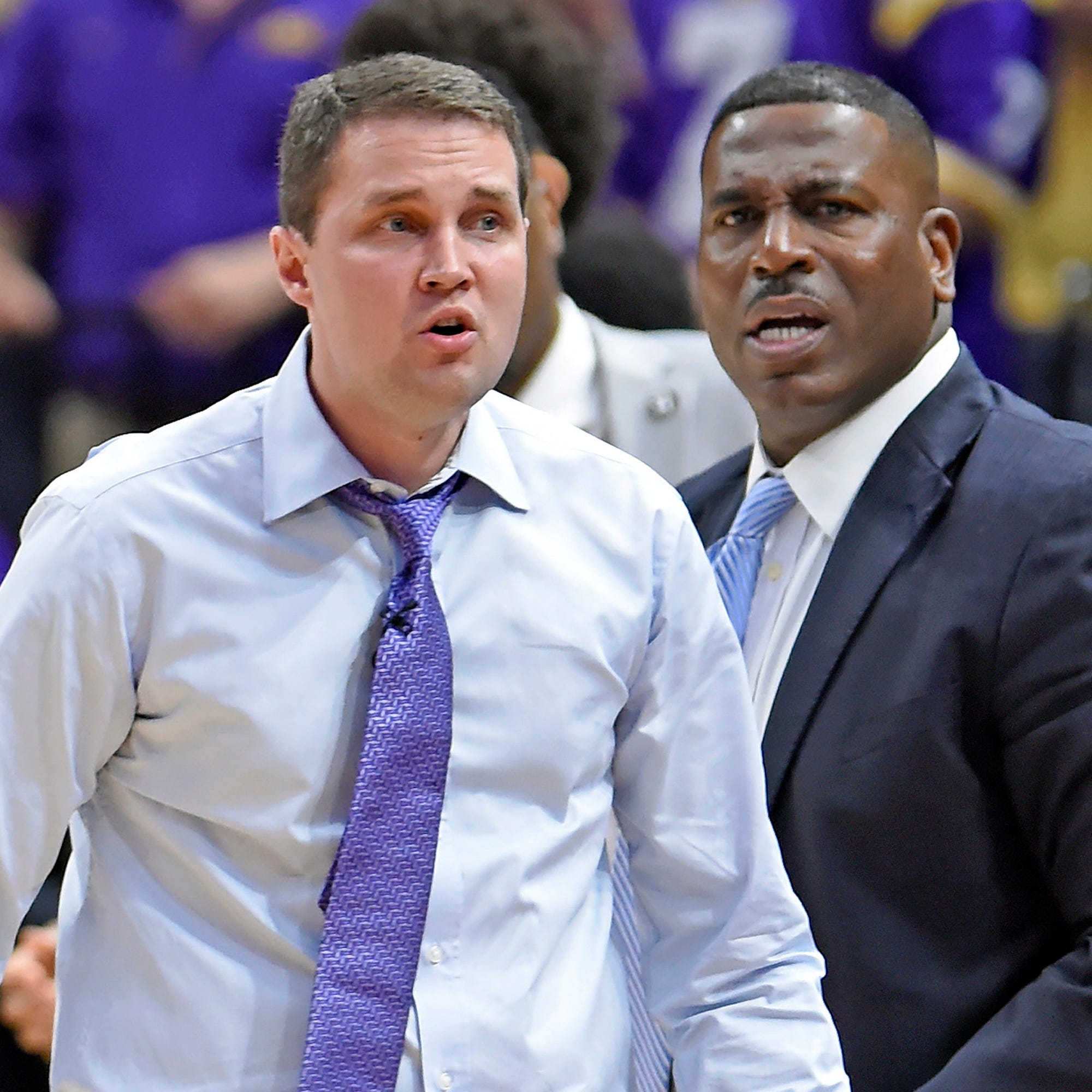 Friday's basketball: Coach's ban casts shadow on LSU