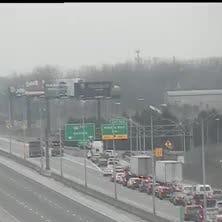 EB Interstate 94 at Middlebelt opens after fatal crash