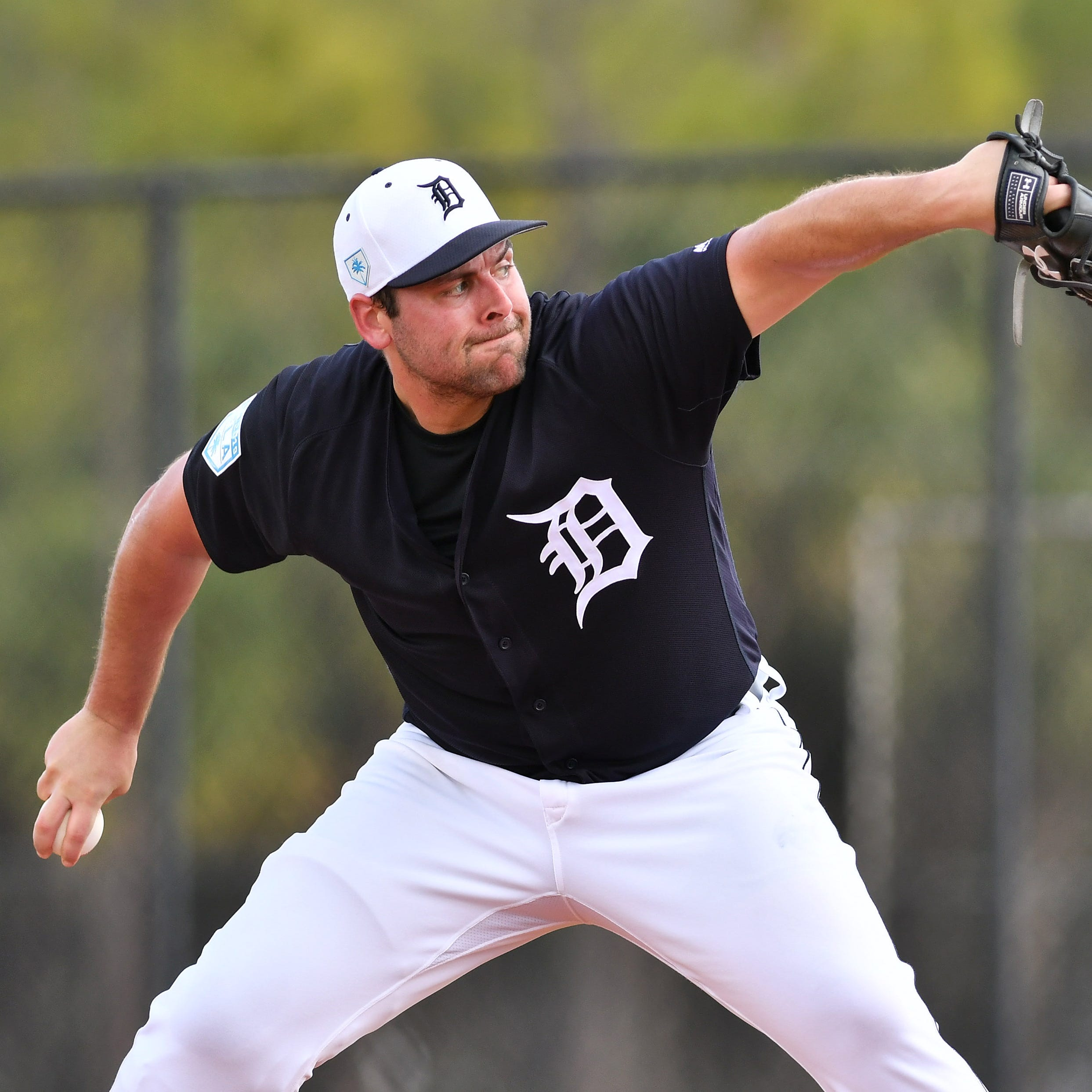 Next phase for Tigers Michael Fulmer — rebuild explosiveness, ramp up  velocity