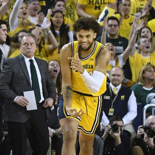 Wolverines eye more than revenge: 'We're playing to be champions'