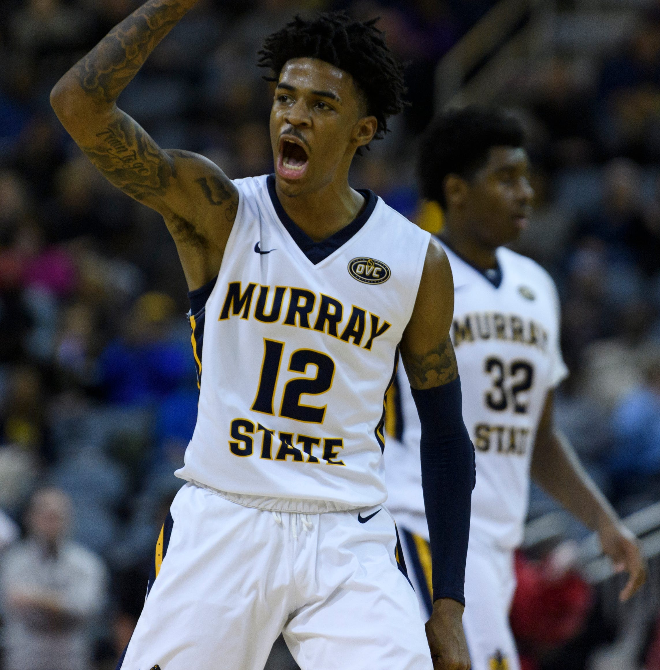Murray State's Ja Morant, Belmont's Dylan Windler biggest stars of OVC semifinals