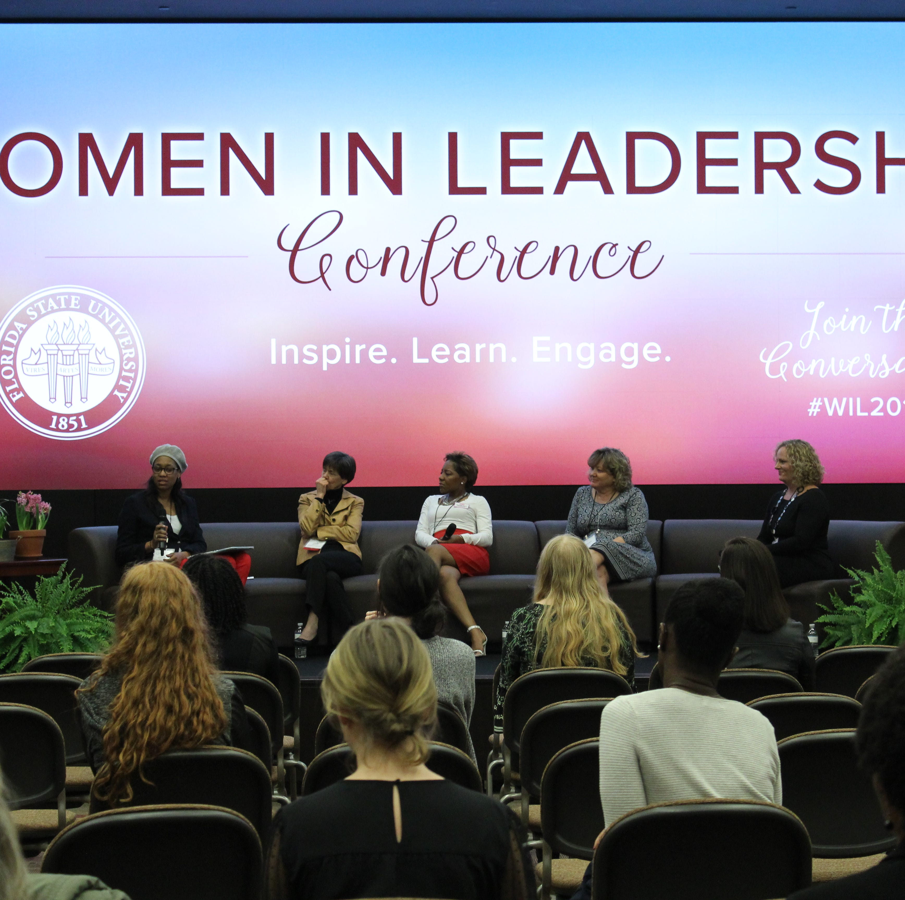 FSU celebrates women in leadership at annual conference
