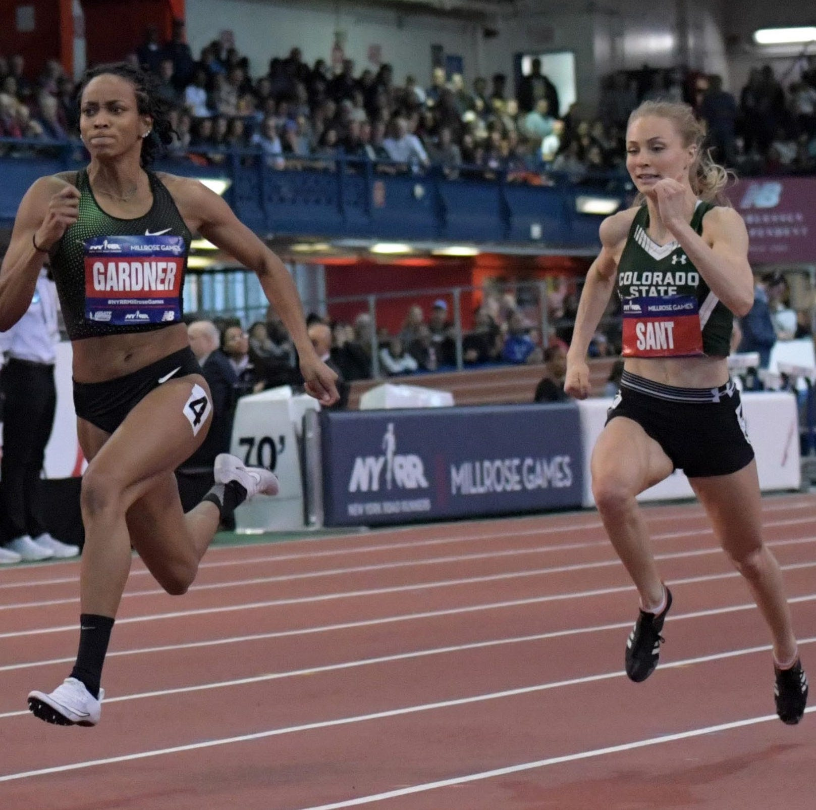 3 from CSU track earn 2nd-team All-American status at NCAA indoor championships