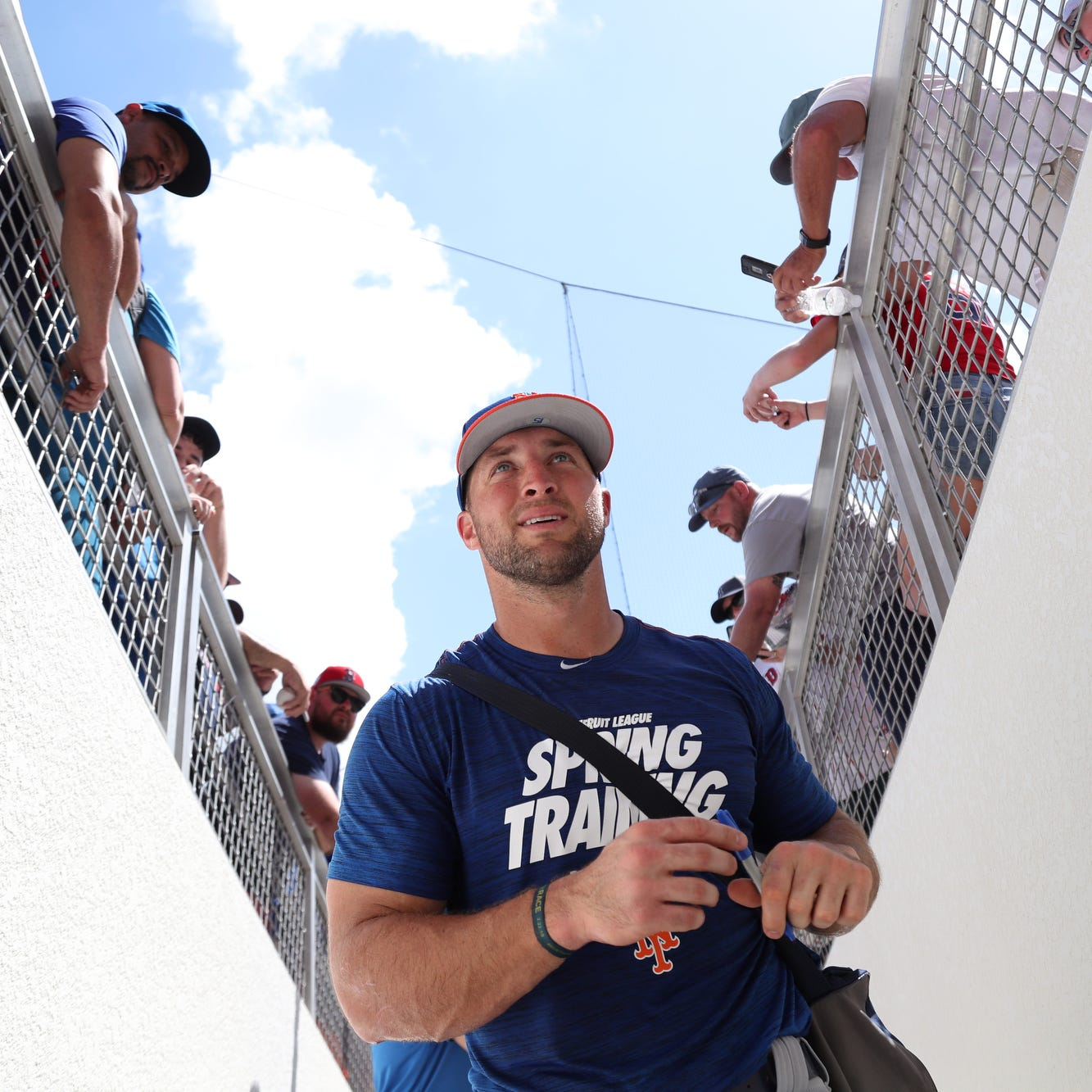 Tim Tebow reassigned to Mets' minor league camp, likely to start season in Class AAA